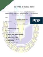 Investigacion Documental Derecho Ambiental