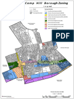 Camp Hill Official Zoning Map