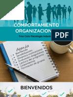 Clase 1 Comportamiento Organizacional(1)
