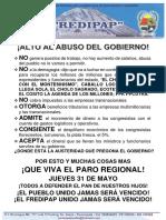 ALTO AL ABUSO DEL GOBIERNO.pdf