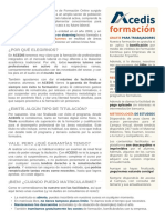 ACEDIS Formación SLU - Curso Avanzado de Gestión de Trabajadores Expatriados