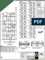 First Floor Beam & Slab Details