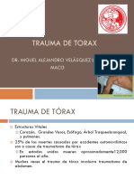 trauma de torax .pptx