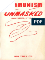 Patrice Jean - Communism unmasked.pdf