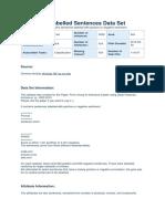 Sentiment Labelled Sentences Data Set.docx