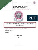 INFORME-VICITA-ACUIFERO-PIÑIPAMPA-SISTEMA-VILCANOTA  2 unidad.docx