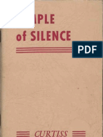 The TEMPLE of SILENCE by Harriette Augusta Curtiss and F Homer Curtis