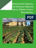 Agroecología Urbana Diseño de Granjas Urbanas Biodiversas, Productivas y Resilientes.