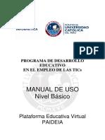 Manual PAIDEIA Basico
