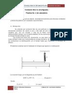 Práctica No. 4 (ITMaz) Oscilación Libre No Amortiguada.docx