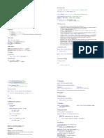 Java Quick Overview