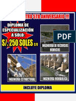 Brochure de Diplomas 3x2