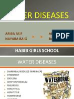 Water Disease Presentation