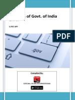 Quick PDF - Government Schemes [