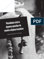 Pluralidade cristã e algumas questões do cenário religioso brasileiro