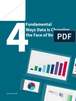 4 Fundamental Ways Data is Changing the Face of Retail