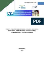 Projeto Pedagógico FIC - Cuidador de Idoso