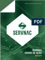 Normas Gerais de Ação - Empresa Servnac