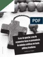 A cruz da questão
