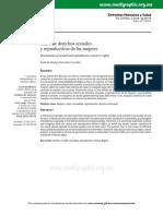 Hurtado, L - Carta de Derechos Sexuales y Reproductivos de Las Mujeres