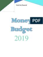 dark star financial budget binder
