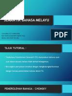 Perkaitan Konsep Pemerolehan Bahasa Dalam