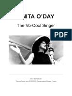 Anita o'Day - Cantojazz