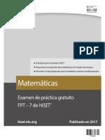 Math Fpt7 Es