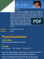 Intestinal Obstruction e.c Atresia Ileum