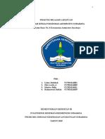 laporan magang