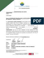Formato Autorizacion Notificacion Electronica Corpoguavio
