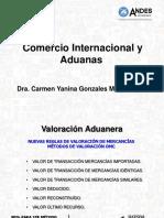 Comercio Exterior y Aduanas Andes 2019 - Cuarta Clase