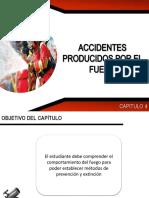 Cap 4 Accidentes Producidos Por El Fuego