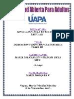 TAREA III DIDACTICA ESPECIAL DE LA LENGUA ESPAÑOLA.docx
