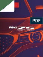 Ficha Tecnica Zs2019m