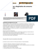 Consumo Excesivo de Aceite _ Causas y Diagnóstico