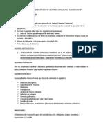 Requisitos de Presentacion de Centros Comunal Comercial.docx