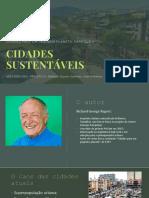 cidades sustentaveis