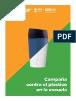 Campaña por el medio ambiente