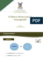 PPT 4_El Marco Teórico