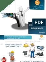 Manual de Instalacion FTTH