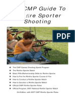 Guide to rimfire sporter shooting