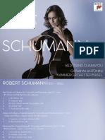 Booklet Sol Gabetta Schumann 2019