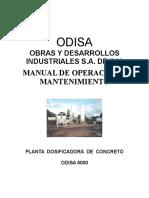 Manual Operación 6000[1]