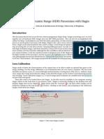 Creating HDR Panoramas