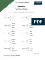 Instrumentos de Evaluación en Formato Word-me