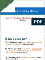 Aula 01 - Noções de Ecologia Básica-1