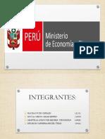Analisis Economico Presupuesto Del Peru