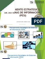 Planeamiento Estrategico de Sistemas (Pesi)