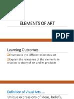 Elementsof Art PADLET